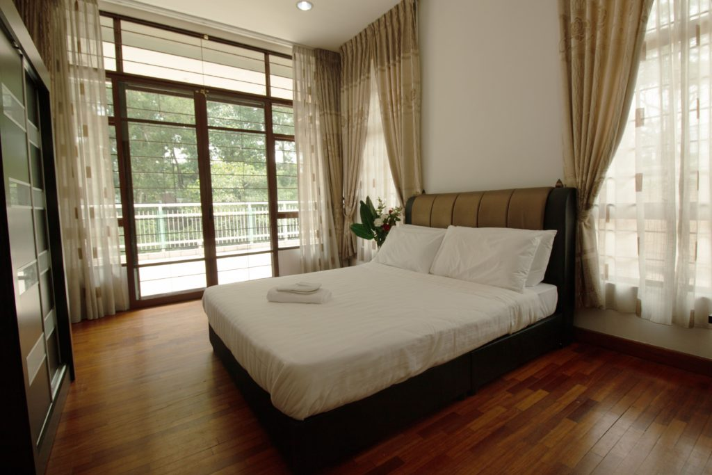 accommodation facility at serene retreat
